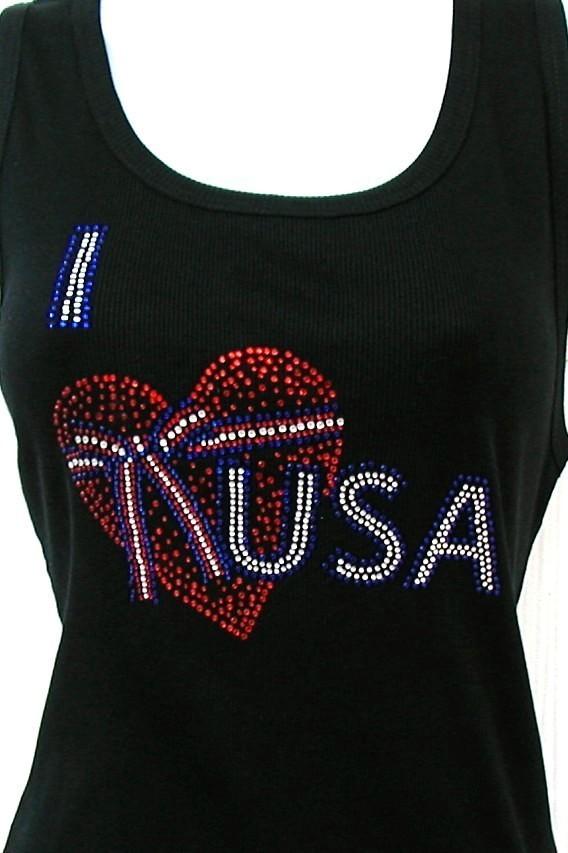 I (heart)  USA     no ballons