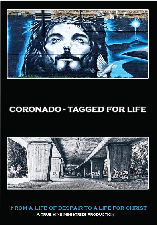 Coronado - Tagged for Life DVD