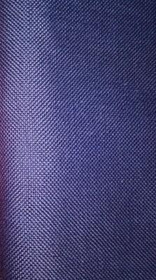 Домоткане полотно (50%льон/50%бавовна) 30-ка) темно-синього кольору