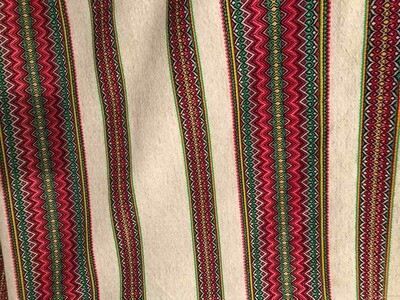 Тканина декоративна з унікальним орнаменом Арт. 02501