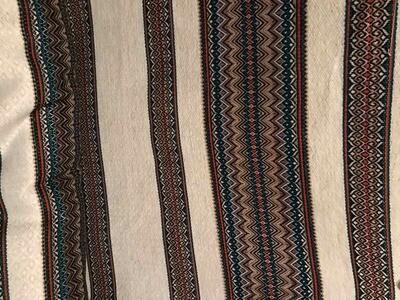 Тканина декоративна з унікальним орнаментом Арт. 02502
