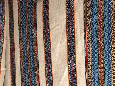 Тканина декоративна з унікальним орнаменом Арт. 02503