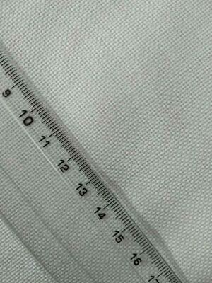 Домоткане гребінне полотно для вишивання та вишитих сорочок (лінда) №10 (Арт. 02735)