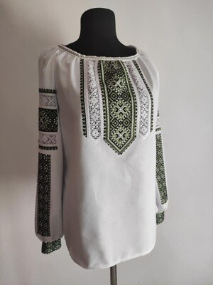 Вишиванка, жіноча вишивана блузка (Арт. 02916)