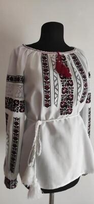 Вишиванка, жіноча вишивана блузка (Арт. 02928)