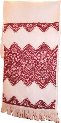 Рушник вишиваний на панамі (Арт. 00053)
