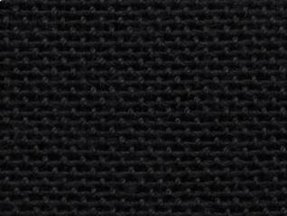 Домоткане полотно з ЛАВСАНОМ № 30 чорного кольору