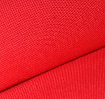 Домоткане полотно для вишивання (30-ка) ЧЕРВОНОГО кольору
