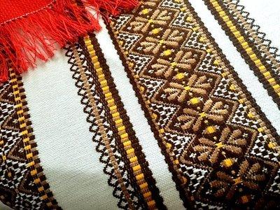 Тканина декоративна з унікальним орнаментом Арт. 01975