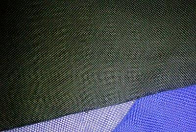Домоткане полотно (30-ка) гребінне темно-зеленого кольору, бавовна 100% (Арт. 02019)