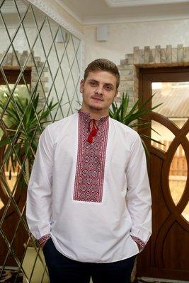Вишиванка, чоловіча вишита сорочка