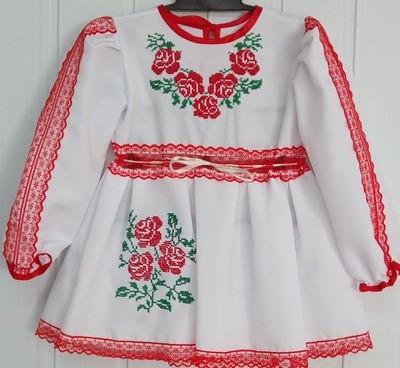 Сукня для дівчинки (Арт. 01648)