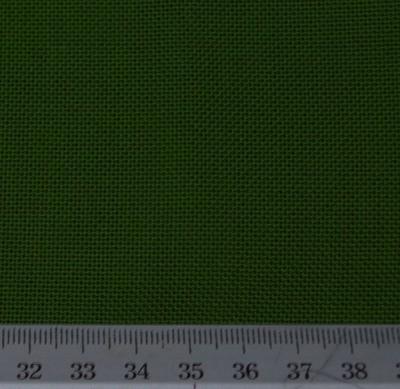 Домоткане полотно (20-ка) гребінне зеленого кольору