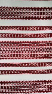 Тканина декоративна з унікальним орнаменом Арт. 01632