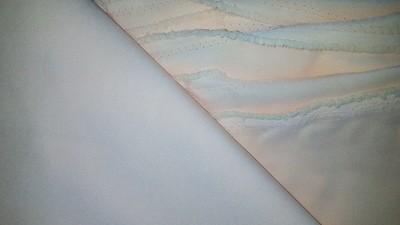 """Тканина для машинної вишивки """"Габардин"""" кремовий (темніший) (Арт. 01770)"""