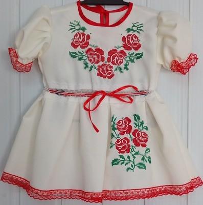 Сукня для дівчинки (Арт. 01639)