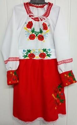Сукня для дівчинки (Арт. 01618)