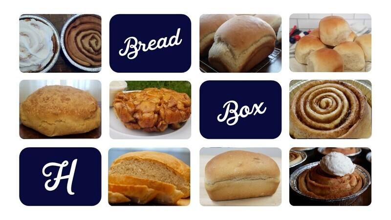 Hammond Bread Box | October 22