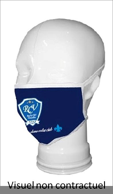Masque bleu UNS2 (Disponible tout de suite)