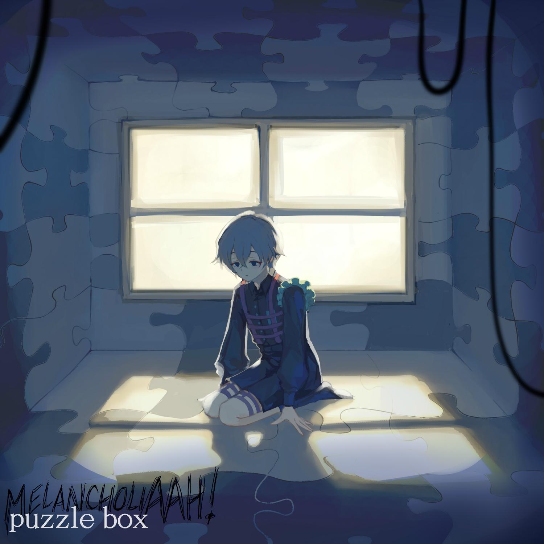 「puzzle box」PHYSICAL SINGLE