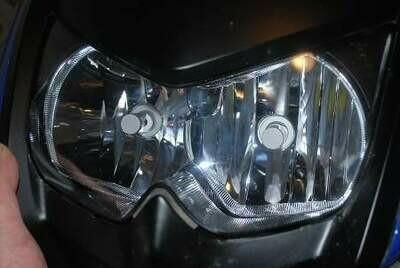 Cyclops KLR GEN 2/Versys/Ninja/Goldwing LED Headlight Bulb Kit