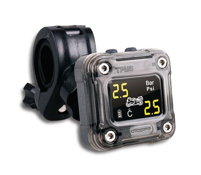 Cyclops Motorcycle Tire Pressure Monitoring System (TPMS)