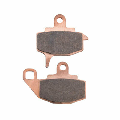 Gen 1 (1987-2007) KLR 650 Tusk Brake Pads - Sintered Metal