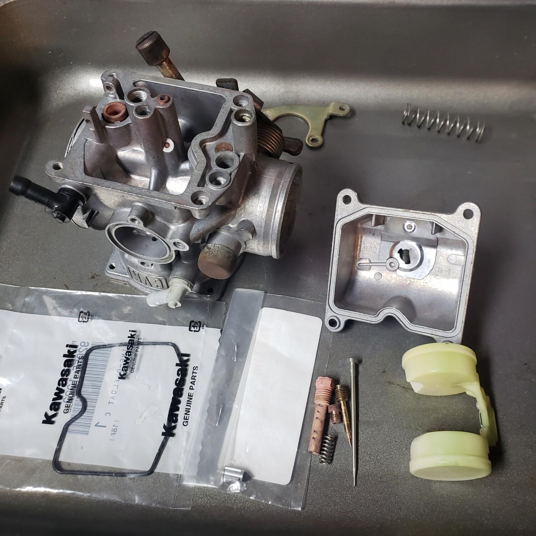 KLR 650 Carburetor Gen 1 1987-2007 (REBUILT)