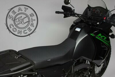 Seat Concepts Kawasaki (1987-2018) KLR650 Complete Seat *Comfort*