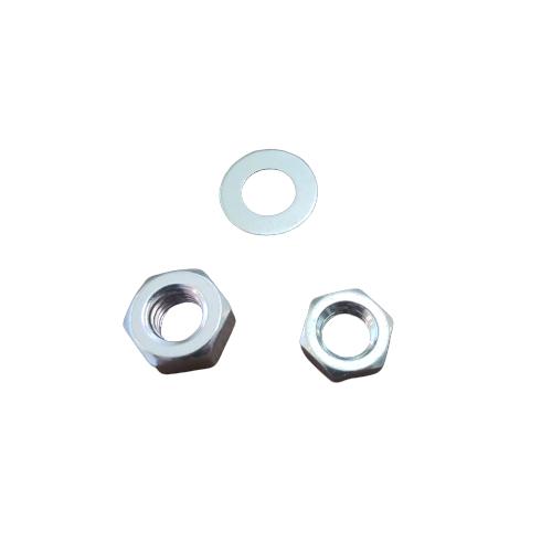 KLR650 1987-2007 Chain Adjustment Nuts & Washer