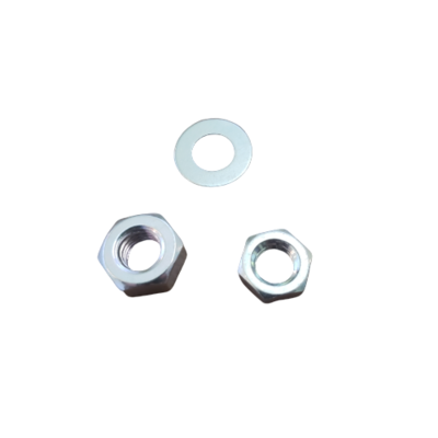 KLR650 1987-2007 Chain Adjustment Nuts & Washer