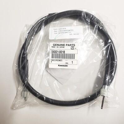 KLR650 2008-2018 Speedometer Cable OEM 54001-0018