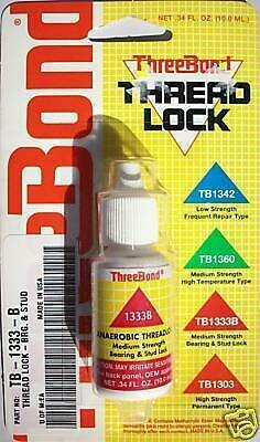 Threebond Thread Lock Medium Strength 1333B 10ml