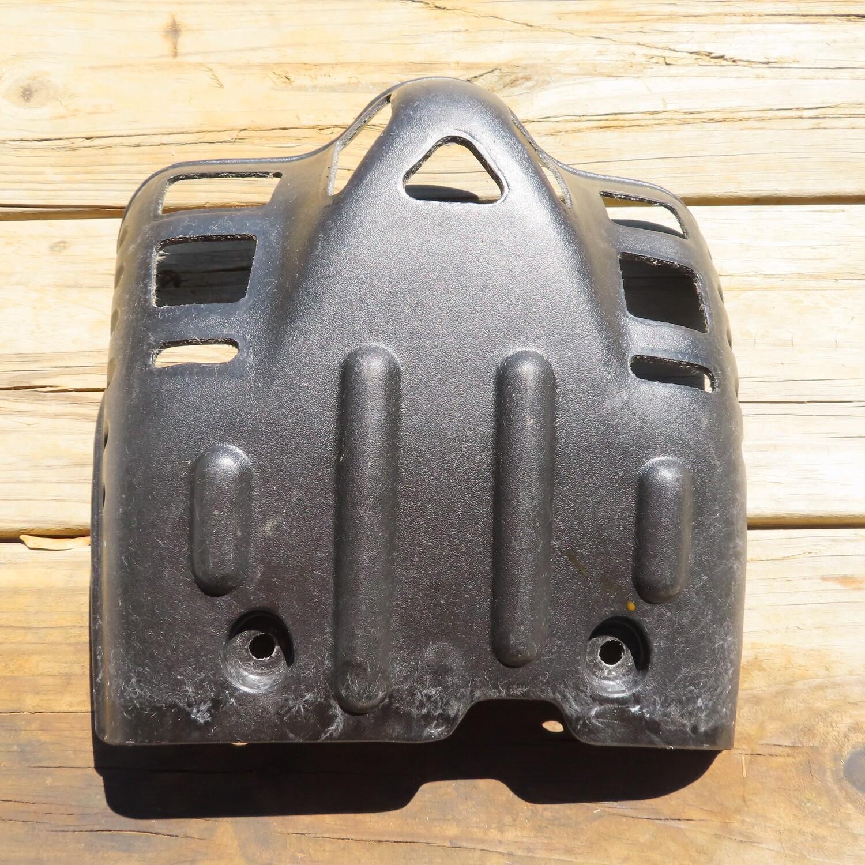 KLR650 Stock Skid Plate 1987-2007