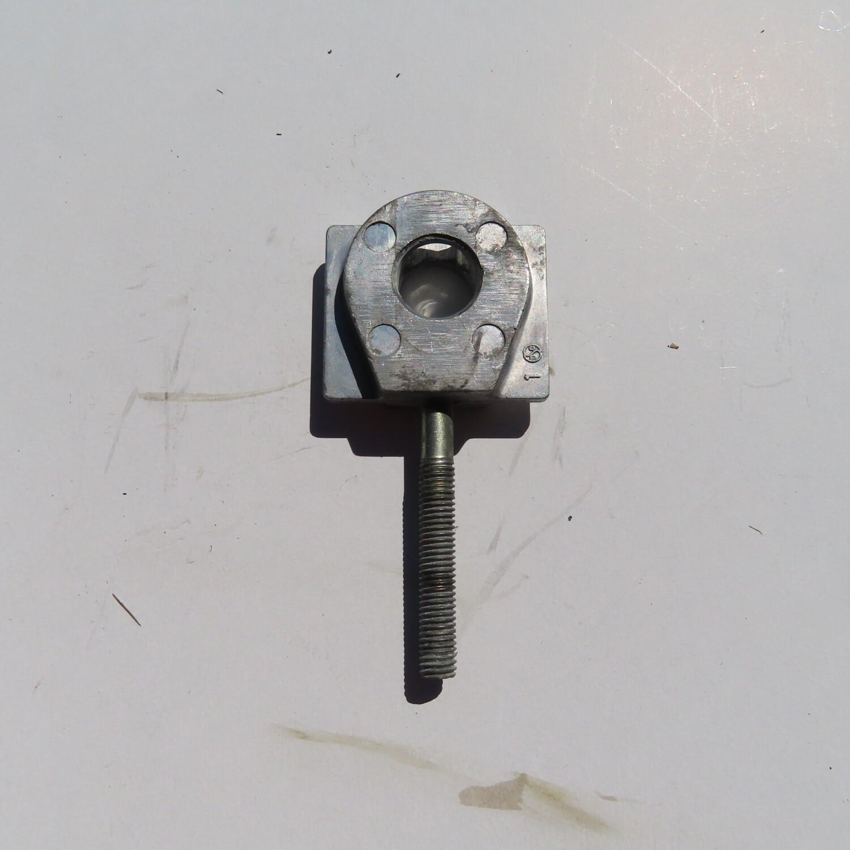 KLR650 Chain Adjustment Axle Block