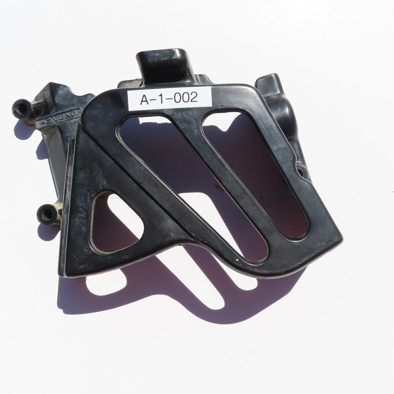 KLR650 Sprocket Cover Black 1987-2018