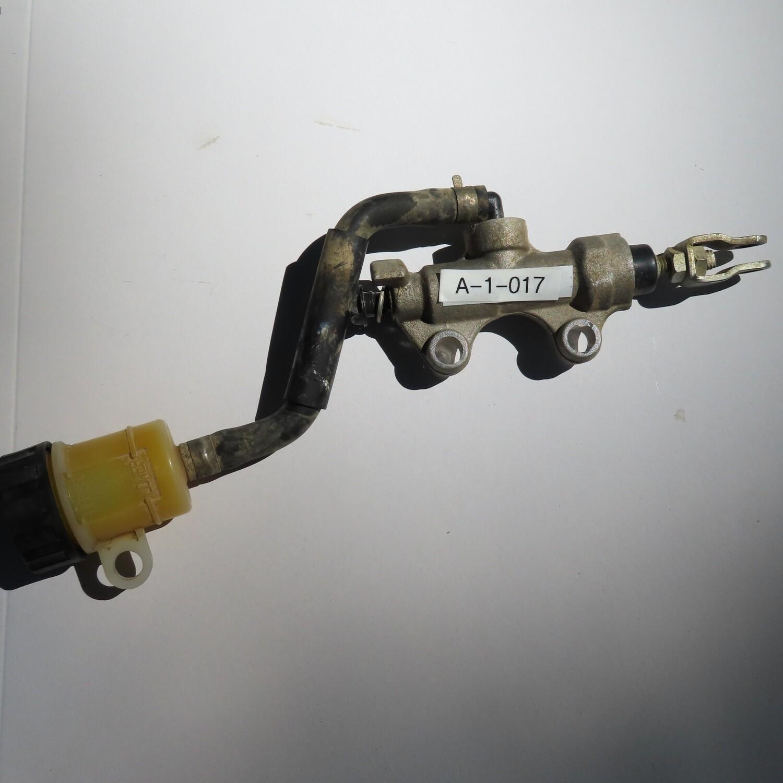 KLR650 Rear Brake Master Cylinder w/ Resevoir 1987-2007