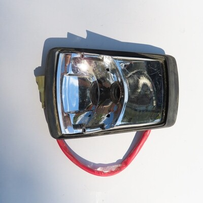KLR650 Tail Light Base 2008-2018