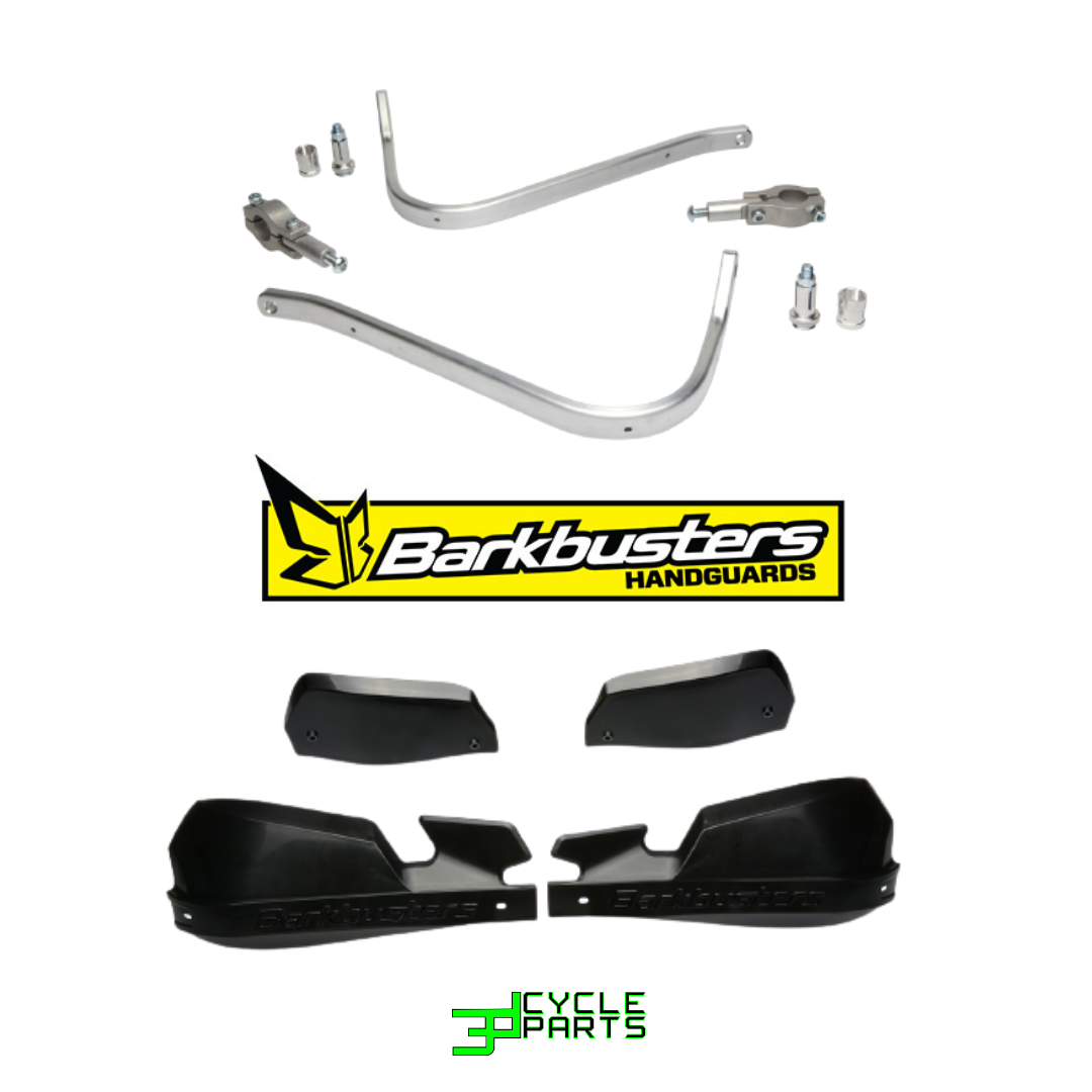 "Barkbusters Universal Kit -Two Point Mount for 7/8"" Bars w/ VPS Guards"
