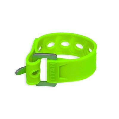 TITANSTRAPS® Utility Strap – 9″ Fluorescent Green