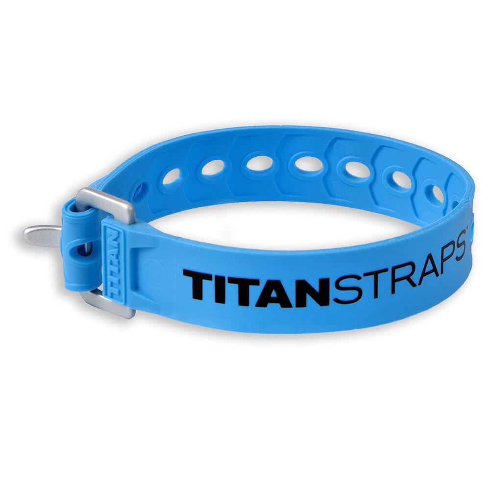 TITANSTRAPS® Utility Strap – 14″ Fluorescent Blue