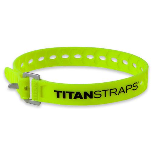 TITANSTRAPS® Utility Strap – 18″ Fluorescent Yellow