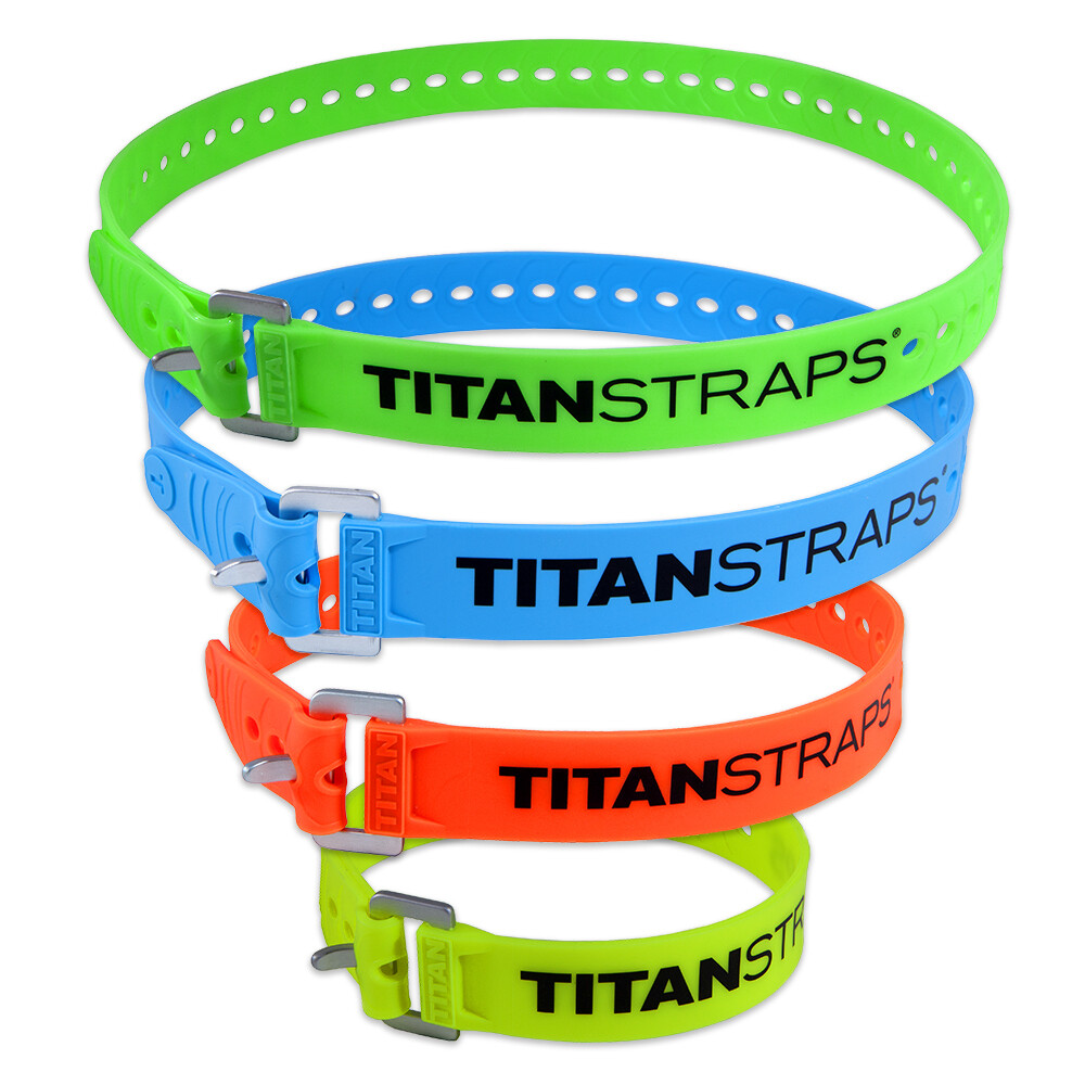 TITANSTRAPS® Industrial Variety Pack