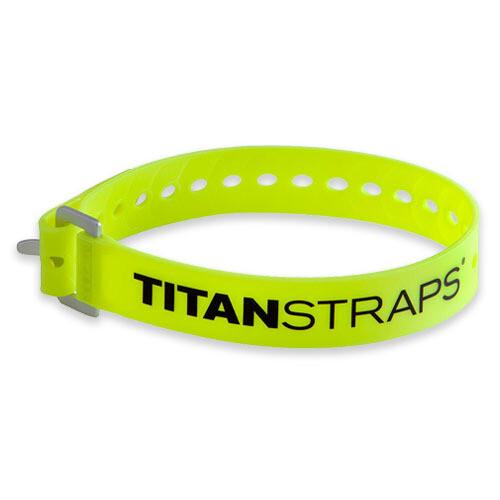 TITANSTRAPS® Industrial – 20″ Fluorescent Green