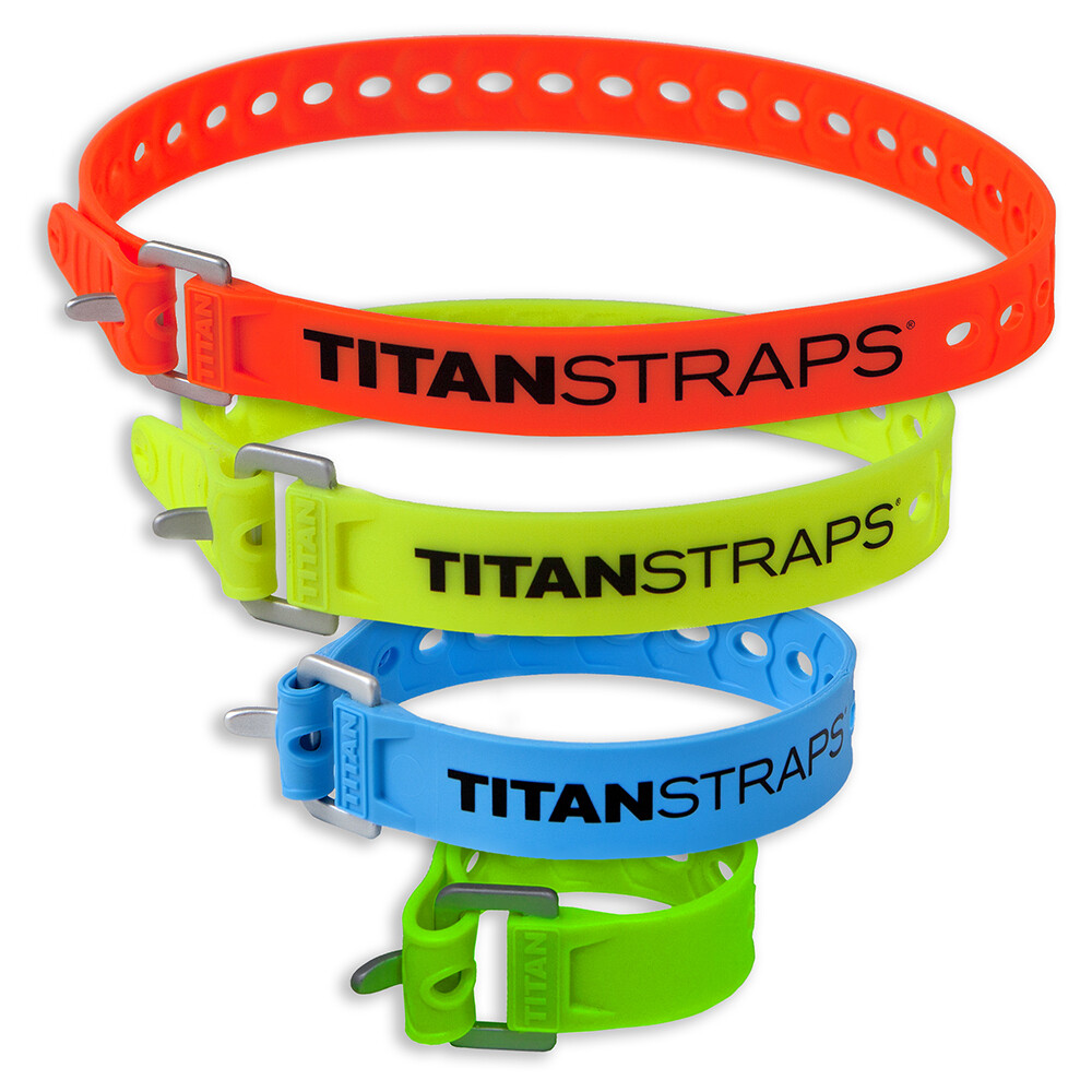 TITANSTRAPS® Utility Variety Pack