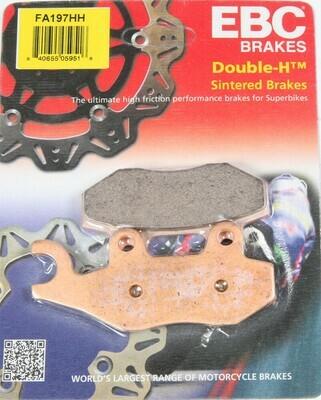 EBC Brake Pads - Sintered HH Gen 2 (2008-2018) KLR 650
