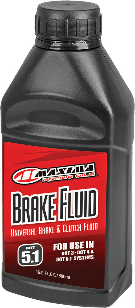 MAXIMA MAX BRAKE FLUID DOT 5.1 500ML