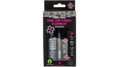 Muc-Off Visor, Lens, & Goggle Cleaning Kit