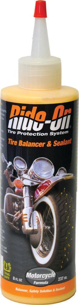 Ride-On Tire Sealant & Balancer 8 OZ