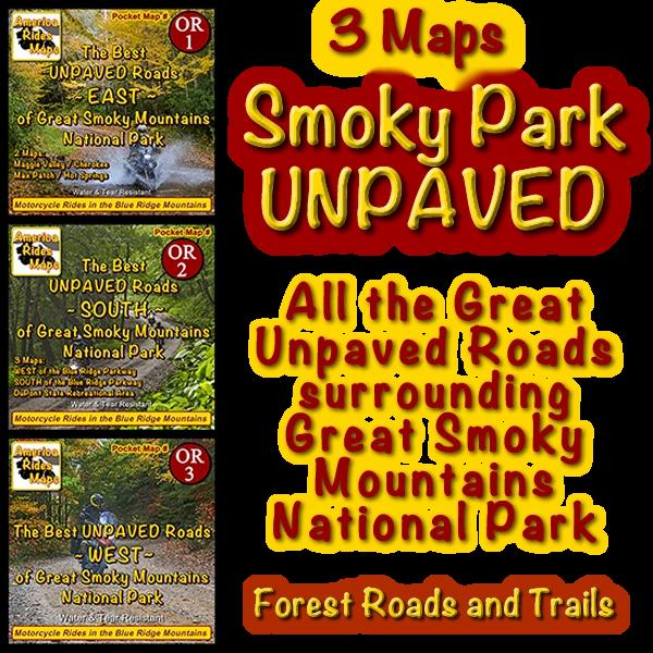 3 Map Smoky Park Unpaved Set